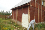 Теплоизоляция конструкций дома